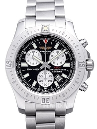 Breitling Colt Chronograph Black/Steel Ø44 mm A7338811-BD43-173A