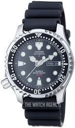 Citizen Promaster Sea Black/Rubber Ø43 mm NY0040-09EE