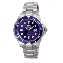 Invicta Pro Diver Blue/Steel Ø47 mm 3045