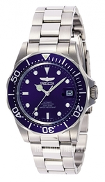 Invicta Pro Diver Blue/Steel Ø40 mm 9094