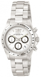 Invicta Speedway Cougar White/Steel Ø40 mm 9211