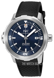 IWC Aquatimer Blue/Rubber Ø42 mm IW329005