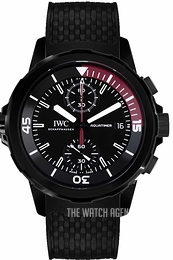 IWC Aquatimer Black/Rubber Ø44 mm IW379505
