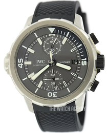 IWC Aquatimer Grey/Rubber Ø44 mm IW379506