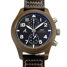 IWC Pilots Classic Brown/Leather Ø46 mm IW388004