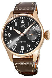 IWC Pilots Spitfire Grey/Leather Ø46.2 mm IW500917