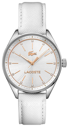 Lacoste Philadelphia Silver colored/Leather Ø35 mm 2000900