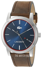Lacoste Metro Blue/Leather Ø40 mm 2010848