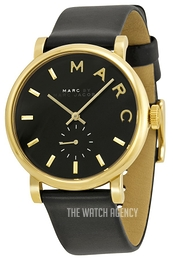 Marc by Marc Jacobs Baker Black/Leather Ø37 mm MBM1269