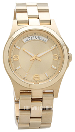 Marc by Marc Jacobs Dress Yellow gold toned/Yellow gold toned steel Ø40 mm MBM3189
