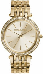 Michael Kors Darci Gold toned/Yellow gold toned steel Ø39 mm MK3191