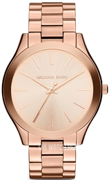 Michael Kors Runway Rose gold colored/Rose gold colored steel Ø42 mm MK3197