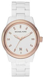Michael Kors Ceramic White/Ceramic Ø32 mm MK5404