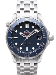 Omega Seamaster Diver 300m Co-Axial 36.25mm Blue/Steel Ø36.25 mm 212.30.36.20.03.001