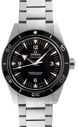 Omega Seamaster Diver 300m Master Co-Axial 41mm Black/Steel Ø41 mm 233.30.41.21.01.001