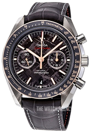Omega Speedmaster Moonwatch Grey/Leather Ø44.25 mm 311.63.44.51.99.002