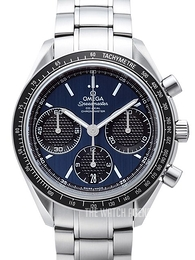 Omega Speedmaster Racing Co-Axial Chronograph 40mm Blue/Steel Ø40 mm 326.30.40.50.03.001