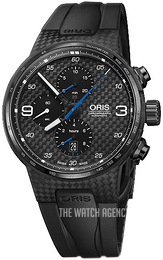 Oris Motor Sport Black/Rubber Ø44 mm 01 674 7725 8734-07 424 54FCTB