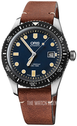 Oris Diving Blue/Leather Ø42 mm 01 733 7720 4055-07 5 21 45