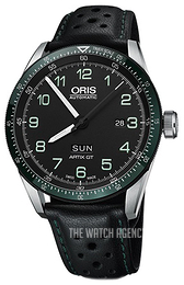 Oris Motor Sport Black/Leather Ø44 mm 01 735 7706 4494-Set LS