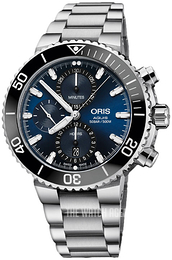 Oris Diving Blue/Steel Ø45.5 mm 01 774 7743 4155-07 8 24 05PEB
