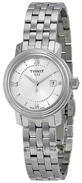 Tissot T-Lady Bridgeport Quartz Lady Silver colored/Steel Ø29 mm T097.010.11.038.00