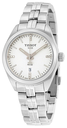 Tissot PR 100 Lady Silver colored/Steel Ø33 mm T101.210.11.036.00