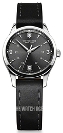 Victorinox Alliance Black/Leather Ø30 mm 241542