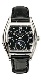 Patek Philippe Grand Complications Black/Leather 46.4x36 mm 5013P/010