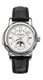 Patek Philippe Grand Complications White/Leather Ø36.8 mm 5016G/010