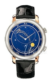 Patek Philippe Grand Complications Celestial Blue/Leather Ø43.1 mm 5102PR/001
